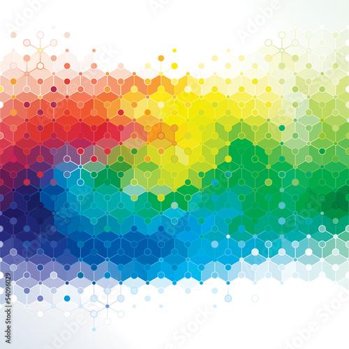 abstrakcyjna-kolorowa-grafika-z-struktura-molekularna