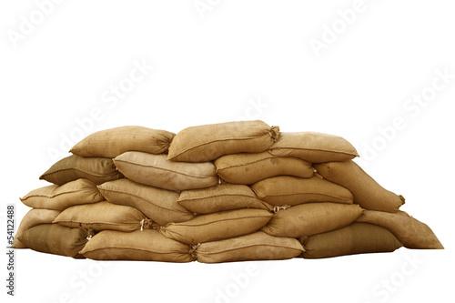 Sandbags #54122488