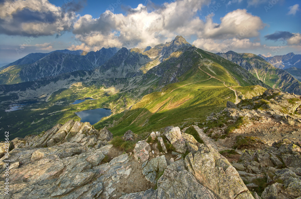 Fototapety, obrazy: High Tatra Mountains