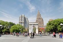 Arc De Triomphe Washington Squ...