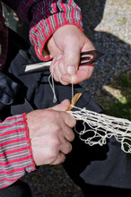 Traditional Net Making