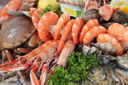 Fotografia Fruits de mer