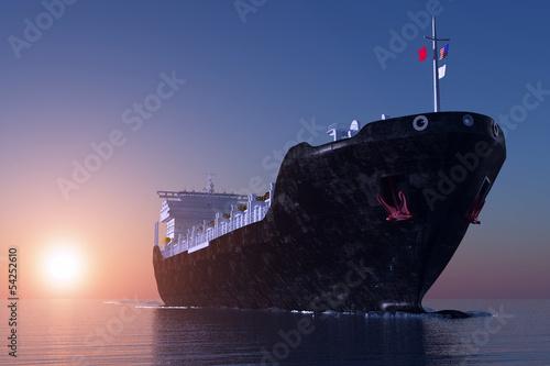 The  ship Canvas-taulu
