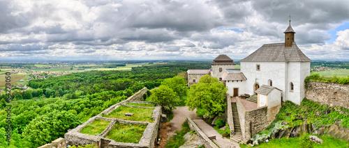 Foto auf Leinwand Schloss Castle Kuneticka Hora, Czech Republic