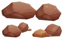 Big And Small Rocks
