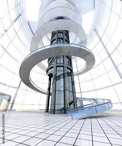 futurystyczna-architektura
