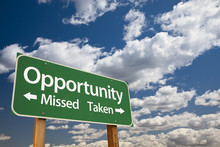 Opportunity Missed And Taken G...