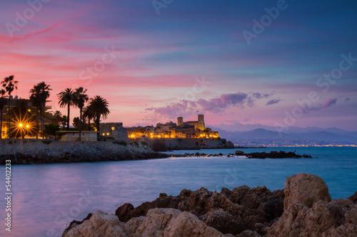Photo Küste bei Antibes
