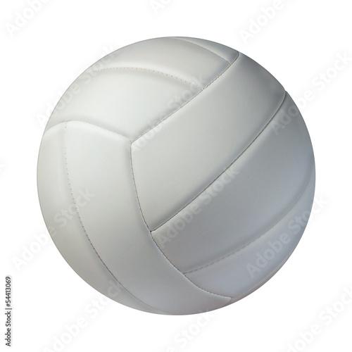 Canvastavla  Volleyball Isolated