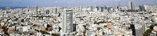 Fotobehang Midden Oosten Tel-Aviv Cityscape
