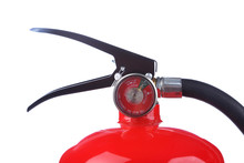 Top Of Chemical Fire Extinguis...