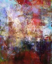 Malerei Abstrakt Mischtechnik