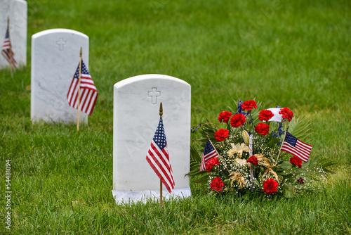 Keuken foto achterwand Begraafplaats Arlington National Cemetery - Washington DC United States