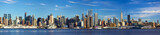 Fototapeta Nowy York - Manhattan skyline panorama, New York City
