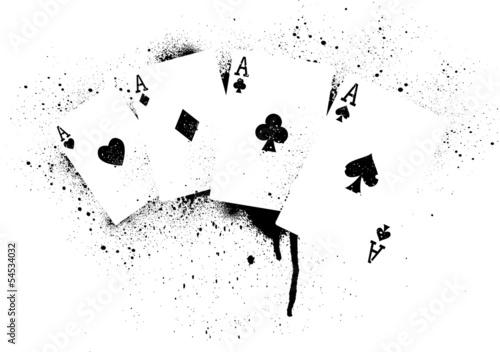 Aces Graffiti