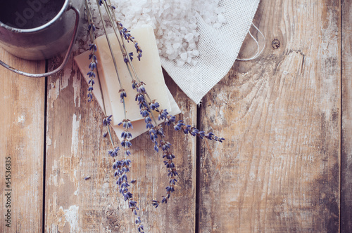 Photo  Rustic country background