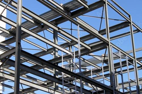 Fotografia Structure métallique
