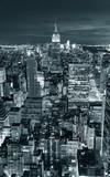 Empire State Bulding nocą