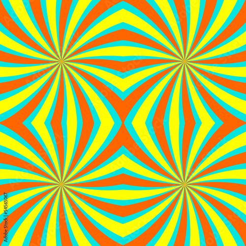 Fototapety, obrazy: crazy pattern