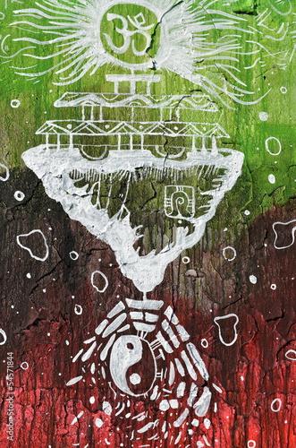 Plakát esprit vaudou