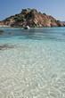 Cala Corsara, wonderful Seawater in Spargi