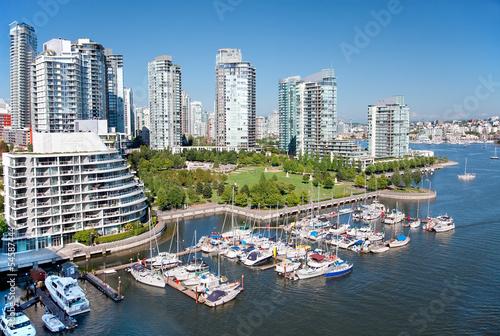 Fotografía  Living in Vancouver