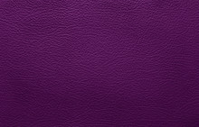 Purple Leather Texture Backgro...