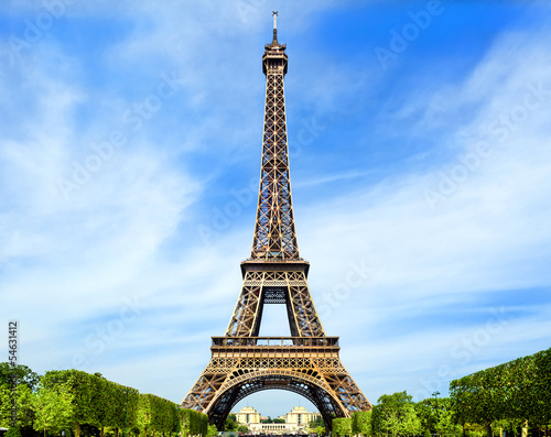 Poster Tour Eiffel Fantastic Eiffel Tower in Paris