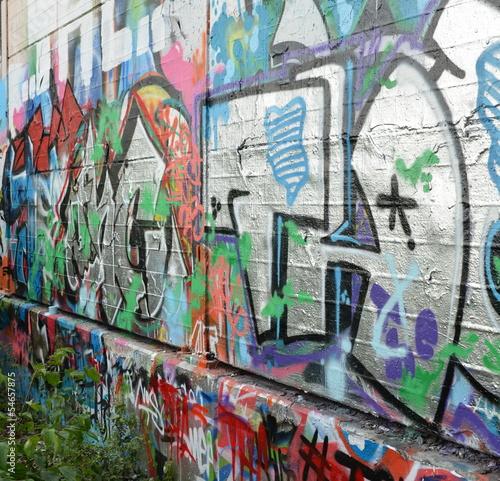 Photo Stands Graffiti graffiti