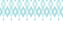 Vector Pastel Blue Fabric Ikat...