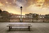 Fototapeta Paryż - Pont des arts Paris