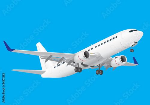 Fotografia  Boeing 737