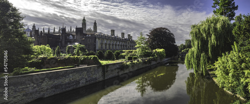Photo Kings college chapel Cambridge