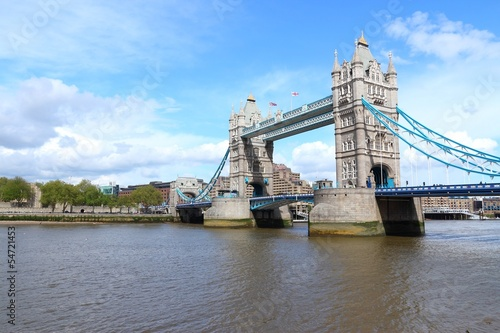 Foto op Canvas Londen London landmark - Tower Bridge