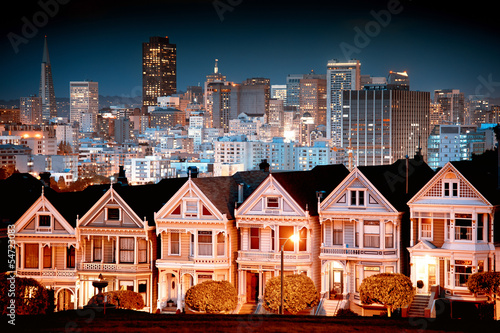 Photo  Urban landscape San Francisco