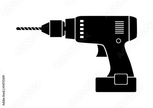 Fotografia  Drill icon