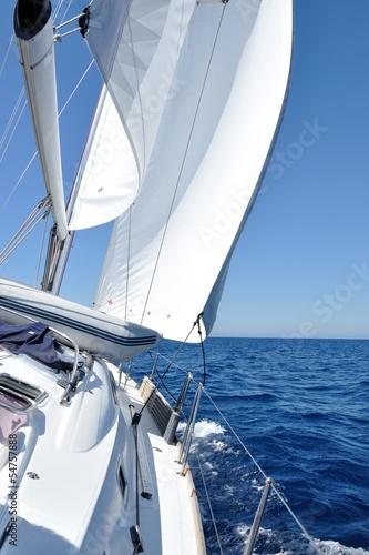 Garden Poster Sailing Sailing
