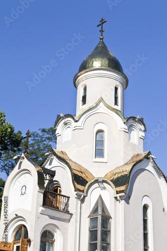 Papiers peints Edifice religieux Orthodox church
