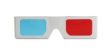 Font 3D Glasses