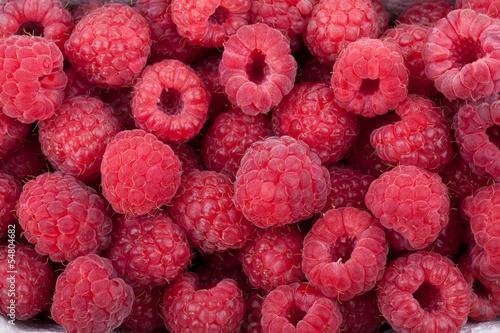 Stickers pour porte Pierre, Sable Raspberry fruit background