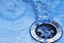 Water In Sink
