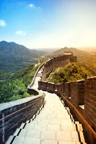 Fotografia, Obraz The Great Wall of China