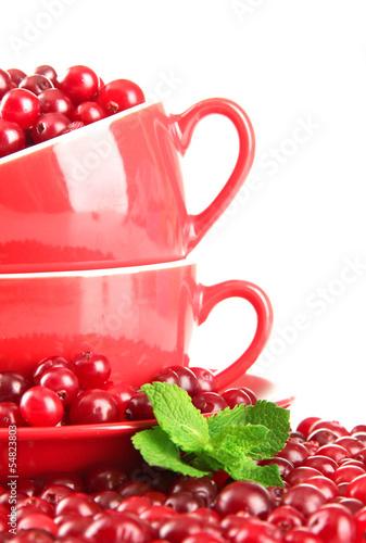 dojrzale-czerwone-zurawiny-w-filizankach-odizolowywac-na-bielu