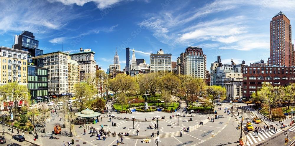 Fototapety, obrazy: Union Square New York City