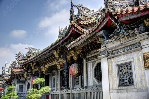 Fotografía  Mengjia Longshan Temple, Taipei,Taiwan