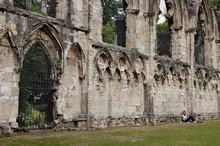 St Mary's Abbey, York, United Kingdom