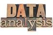 data analysis in wood type