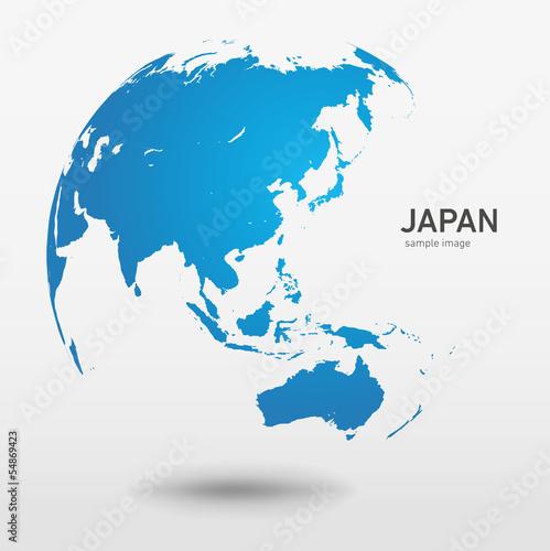 Fotografía  地球・グローバル・日本