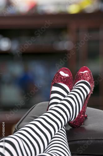 Fotografía  Ruby Shoes