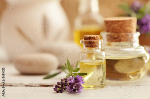 Photo  lavender SPA